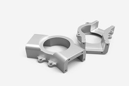 Rapid Manufacturing for Metal Prototypes and Production Parts